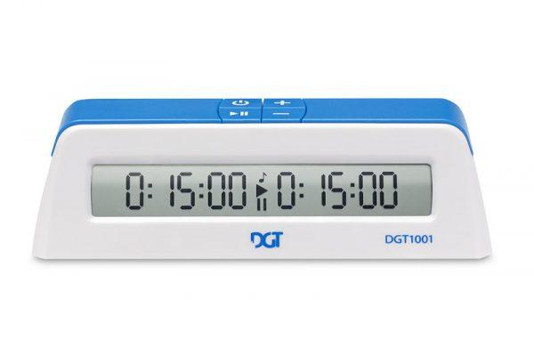 DGT 1001 ceas de sah digital alb (1)