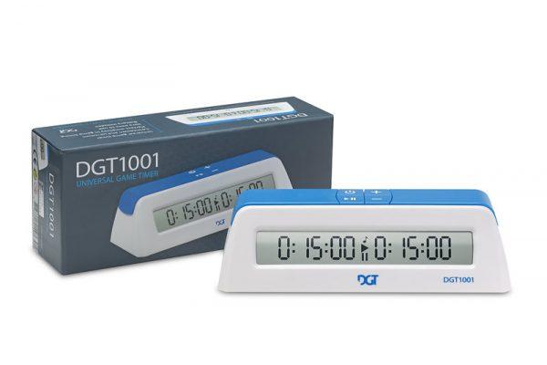 DGT 1001 ceas de sah digital alb (3)