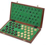 3 Joc de dame din lemn cu 100 de campuri