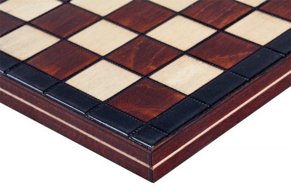 9 Set de sah magnetic cu tabla si piese de lemn