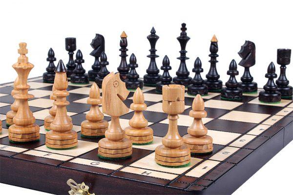 Set de șah INDIA