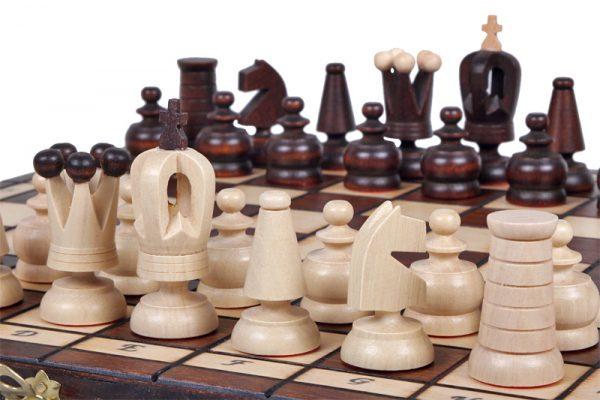 Set de șah BAUHAUS-6