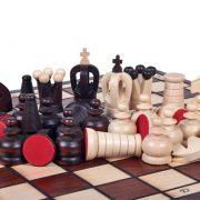 Set de șah BAUHAUS-8